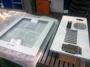 Computer mit Plasti Dip